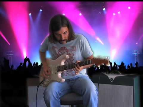 Finger Tapping Basics Guitar Lesson part 1