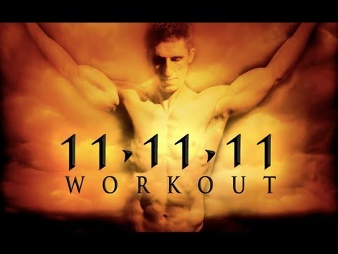 INSANE Bodyweight Workout - 11/11/11 Bodyweight Workout CHALLENGE!