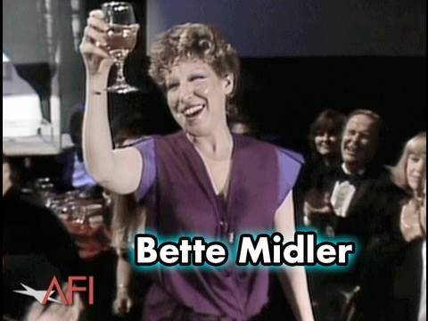 Bette Midler, Richard Benjamin and Art Buchwald Salute Frank Capra