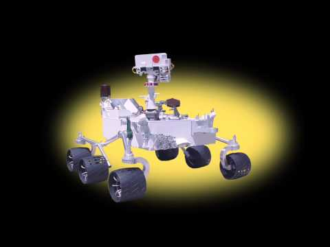 Building Curiosity - Hot New Rover Wheels