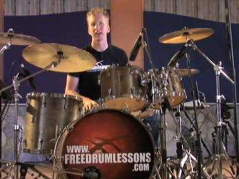 Counting Sixteenth Notes - Drum Lessons