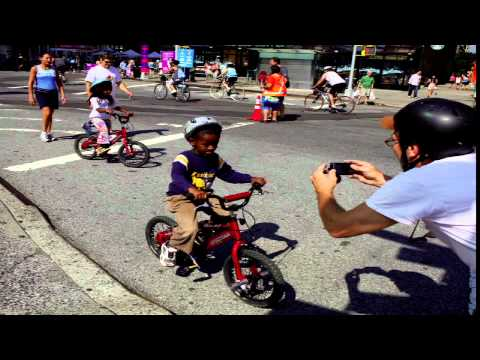 TEDx Montclair - Jennifer So Godzeno - Taking Back Our Streets