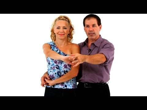 How to Do the Wrap In Wrap Out   East Coast Swing   How to Swing Dance