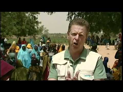 Famine in Africa Hits Niger's Children Particularly Hard