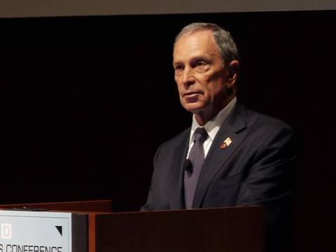 Mayor Bloomberg Announces NYC Media Lab
