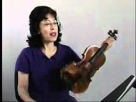 Violin Song Lesson - How To Play Crazy Train