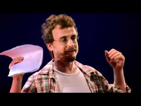 TEDxSaoPaulo - Denis Burgierman - 11/14/2009