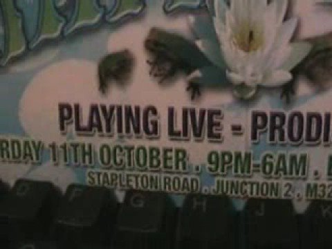 Amphibian 11th October 2008 Psy-Trance & Banging Acid!