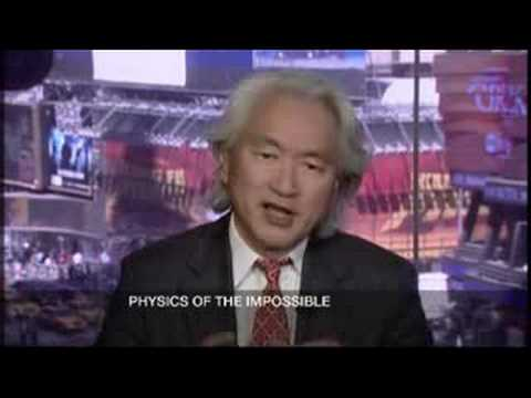Michio Kaku - 'Physics Of The Impossible' [1/2]