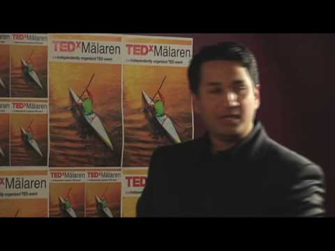 TEDxMälaren - Bhavik Gandhi - The Himalayas, Siberia, the Atlantic and Life