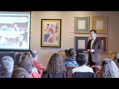 TEDxMichiganAve- Drew McManus- Labor Relations and the Arts