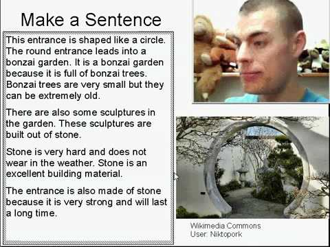 Learn English Make a Sentence and Pronunciation Lesson 58: Entrance