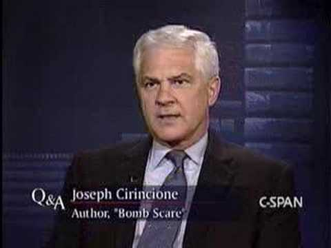 Nuclear Non-Proliferation Interview with Joe Cirincione Pt 1