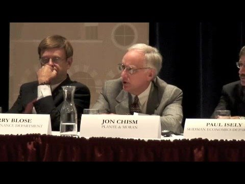 Another Depression? - Emergency Economic Summit (12 of 14)
