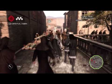 Assassins Creed 2 Walkthrough - Part 4 - Judge, Jury, Executioner