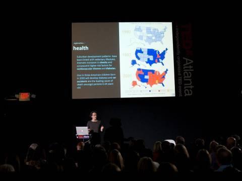 TEDxAtlanta - Ellen Dunham-Jones - 01/26/10