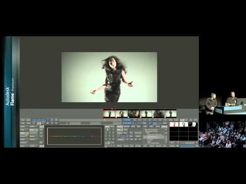 Autodesk® Flame® Premium - Creative Grading & Visual FX