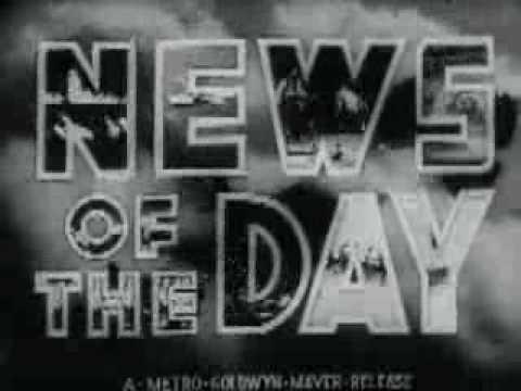 ARMY AIR CORPS NEWS CLIPS FROM 1939 NEWSREELS