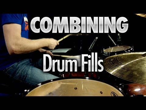 Combining Drum Fills - Drum Lessons