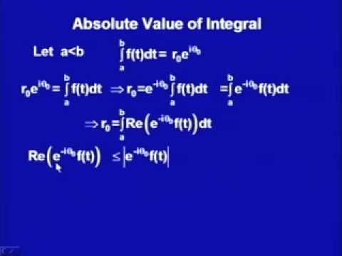 Mod-1 Lec-1 Complex Integration