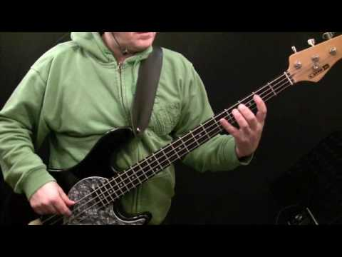 How To Play It Must be Love - Part 2 - For Bass Beginners