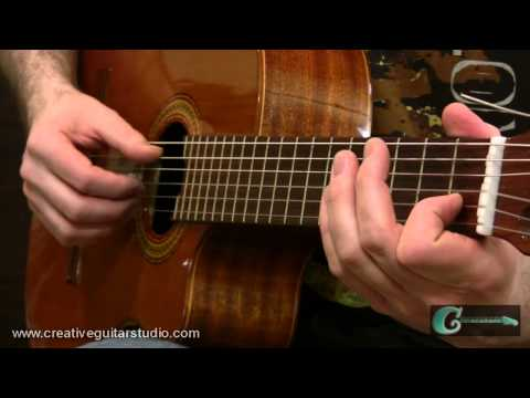 Adopting Classical Fingerstyle Technique