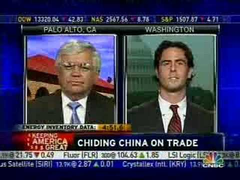 US-China Trade Policy: Is China Winning The Money War? CNBC