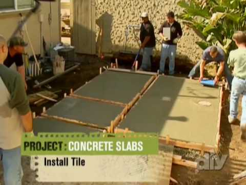 Small-Space Concrete-DIY