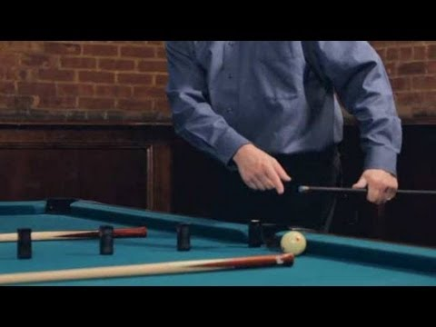 Pool Trick Shots / Advanced Shots: Zigzag