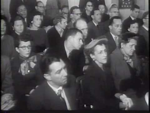 U.S. Jet Planes Go To Airforce of The Netherlands 1955 Newsreel
