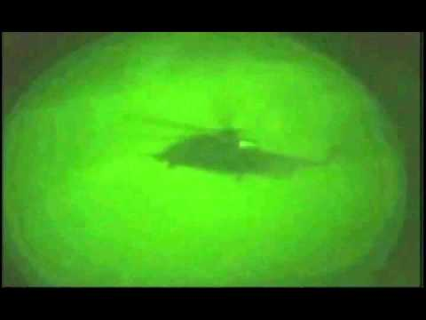 U.S. Special Forces and Iraqi Forces Search for Insurgents
