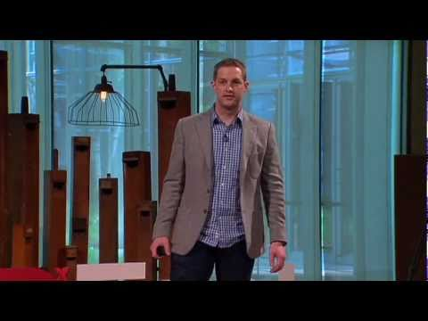 TEDxEast- Anthony Rudolf-  Why Chivalry Still has a Chance
