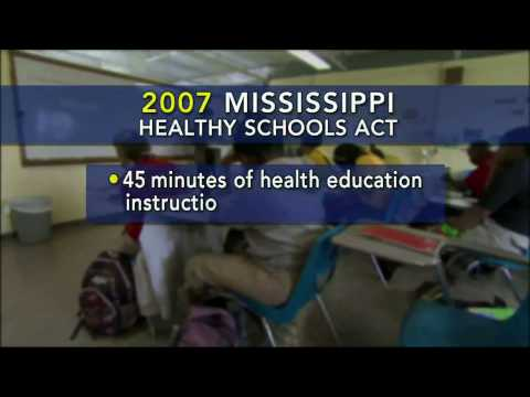 Mississippi Wages Fried Food Fight Against Childhood Obesity