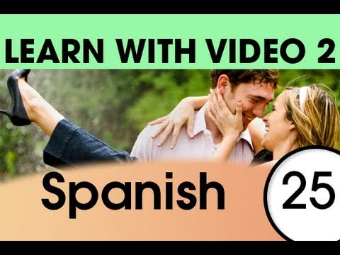 Learn Spanish with Video - 5 Must-Know Spanish Words 2