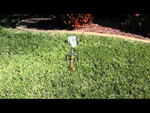 Ryobi Curved Shaft Gas Trimmer