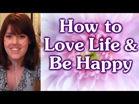 How to Be Happy, Face Death & Love Life, Positive Motivation Tips by Survivor, Claire Wineland