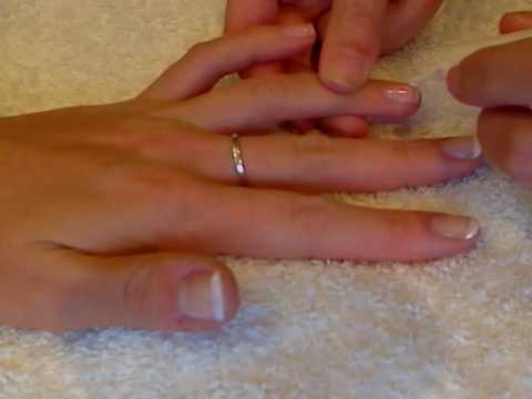 How To Paint French Manicure Nails. Quick, Easy Tutorial