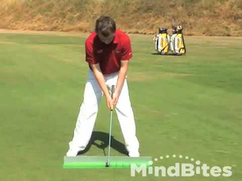 Golf Putting Lesson - Golf Tips, Golf Instruction