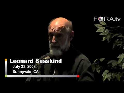 Dark Matter vs Dark Energy - Leonard Susskind