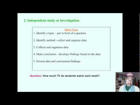 Saylor PSYCH303: Discovery Learning Part 2 Open Discovery