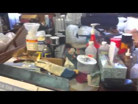 Clarinet Repair Shop