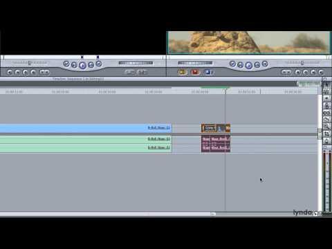 Final Cut Studio: Editing in the timeline | lynda.com