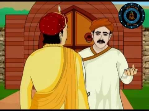 Akbar and Birbal English - The Greatest Teacher Vol 3