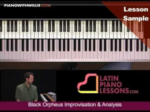 Introduction- Manha De Carnaval/Black Orpheus