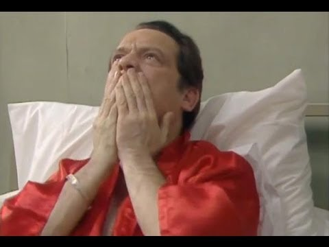 Del in hospital - Only Fools and Horses - BBC