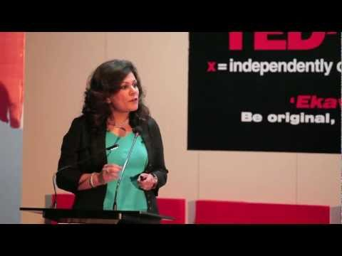 TEDxKCG - Preetha Pulusani - The Ecosystem for Innovation in India