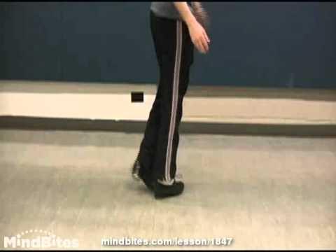 Tap Dance: EP7 Short Combination #4 pt1 Shim Sham