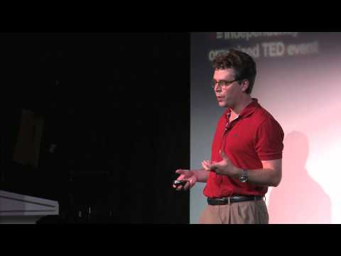 TEDxEastHampton - Matthew Putman on the future of Spacesuits