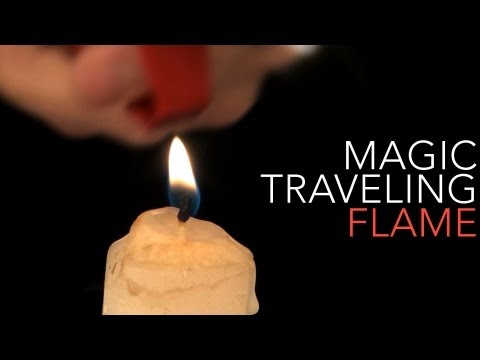 Magic Traveling Flame - Sick Science! #012