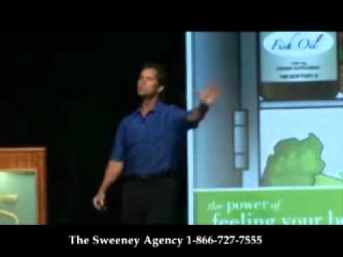 Chris Johnson - Health, Wellness, and Peak Performance Speaker